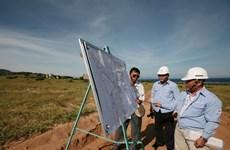 Khảo sát xây làng chuyên gia cho dự án điện hạt nhân