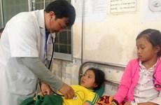Vụ đồ chơi phát nổ: 6 học sinh phải nhập viện trở lại