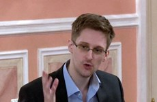 Edward Snowden được đề cử cho Giải Nobel Hòa bình