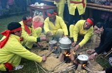 Người dân nô nức tham dự khai hội chùa Keo Thái Bình