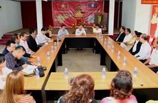 Cộng đồng người Việt tỉnh Champasak tăng sự gắn kết
