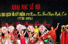 Khai mạc Năm Văn hóa Du lịch Hà Tiên lần thứ VI