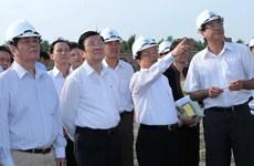 Chủ tịch nước làm việc tại Khu lưu niệm giáo sư Trần Đại Nghĩa