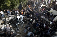 Palestine lần đầu cảnh báo khả năng sụp đổ chính quyền