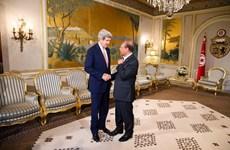 Ngoại trưởng Mỹ bất ngờ có chuyến thăm Tunisia