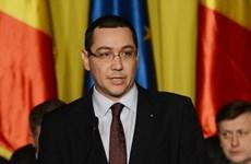 Chính phủ Romania đứng trước nguy cơ tan rã vì bất đồng