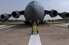 Ấn Độ là khách hàng lớn nhất trên thị trường vũ khí Mỹ