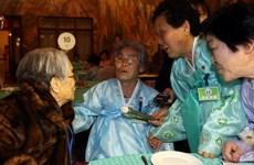 Hàn Quốc đề xuất tổ chức định kỳ đoàn tụ gia đình ly tán