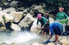 Bàn giao trạm cung cấp nước sạch tại thị trấn Đồng Văn