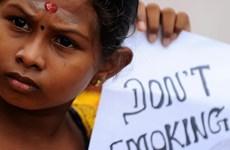 Hút thuốc thụ động phá hủy các động mạch của trẻ em