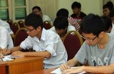Nhiều thay đổi trong tuyển sinh vào trường THPT chuyên