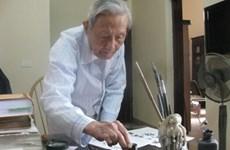 Chủ tịch nước gửi thư chúc thọ cụ Vũ Tuân Sán