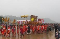 Du khách tấp nập khai mạc lễ hội Tây Thiên Xuân Giáp Ngọ