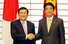 Nâng cấp quan hệ Việt Nam-Nhật Bản lên tầm cao mới