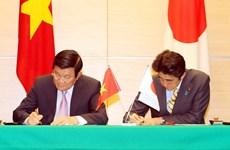 Giới thiệu toàn văn Tuyên bố chung Việt Nam-Nhật Bản