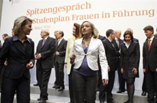 Đức nâng tỷ lệ nữ giới tham gia công tác lãnh đạo
