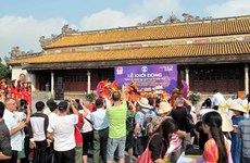 Miễn phí, giảm giá vé trong Tuần lễ Vàng du lịch Di sản Huế