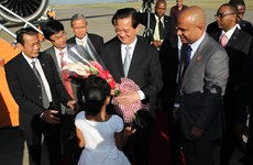 Mối quan hệ giữa Việt Nam và Haiti đang phát triển mạnh mẽ