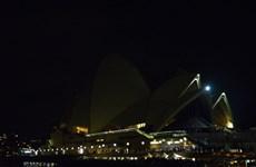 Toàn thế giới tắt đèn hưởng ứng Giờ Trái Đất 2014