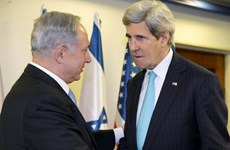 Hoạt động của Ngoại trưởng Mỹ John Kerry tại Trung Đông