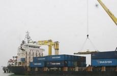 Sản lượng hàng hóa qua cảng Đà Nẵng tăng gần 23%