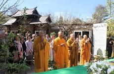 Đại lễ tri ân các anh hùng liệt sỹ Việt Nam tại Pháp