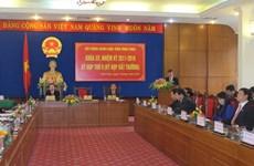 Vĩnh Phúc bổ sung thêm một Phó Chủ tịch UBND tỉnh
