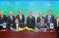 Việt Nam-Bulgaria chia sẻ kinh nghiệm tái chế dầu nhờn