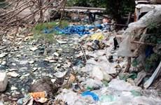 Ô nhiễm nặng từ bãi xử lý rác thải huyện Đức Phổ