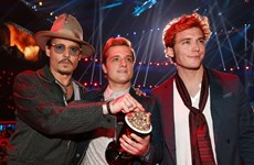 The Hunger Games chiến thắng tại MTV Movie Awards 2014
