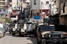 Binh sỹ Israel nổ súng vào bốn nông dân của Liban