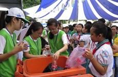 Ngày hội tái chế chất phế thải lần thứ 7 tại TP. Hồ Chí Minh
