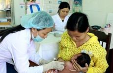 Bộ Y tế: Đẩy mạnh tiêm vắcxin phòng bệnh sởi trên cả nước