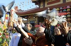 Phó Thủ tướng kiểm tra công tác chuẩn bị Đại lễ Phật đản
