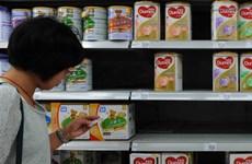 Trung Quốc nhập khẩu sữa từ New Zealand và Australia