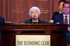 Ngân hàng trung ương Mỹ tiếp tục cắt giảm gói cứu trợ QE-3