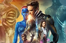 """""""X-Men"""" thu về 261 triệu USD trên toàn cầu chỉ sau 3 ngày"""