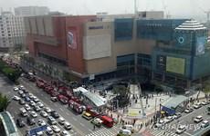 Số nạn nhân vụ cháy bến xe buýt tại Hàn Quốc tiếp tục tăng