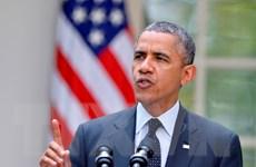 """Tổng thống Mỹ cảnh báo về """"hành động gây hấn"""" của Trung Quốc"""