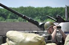 Thủ tướng tạm quyền Ukraine yêu cầu Nga phong tỏa biên giới