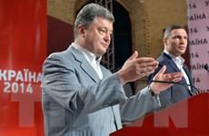 Tổng thống đắc cử Ukraine muốn đàm phán với Tổng thống Nga