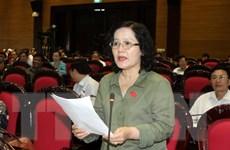 Thông qua Nghị quyết về Chương trình xây dựng luật, pháp lệnh