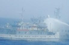 Tổng Liên đoàn Lao động Việt Nam phản đối hành động của Trung Quốc