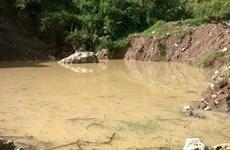 Lai Châu: Núp bóng trang trại trên núi, khai thác vàng trái phép