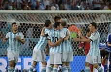 Argentina-Bosnia&Herzegovina 2-1: Điệu tango chưa vào nhịp