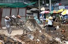 Giải bài toán ô nhiễm môi trường ở Thành phố Hồ Chí Minh