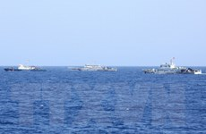 Nghị sỹ Phần Lan phát biểu về căng thẳng tại Biển Đông