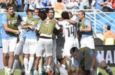 "Colombia-Uruguay: ""La Celeste"" thất thế khi vắng mặt Suarez"