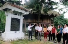 Bảo tồn di tích Ủy ban Hành chính kháng chiến đầu tiên ở Yên Bái