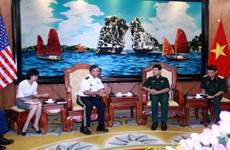 Phó Tư lệnh Lục quân Thái Bình Dương Hoa Kỳ thăm Việt Nam